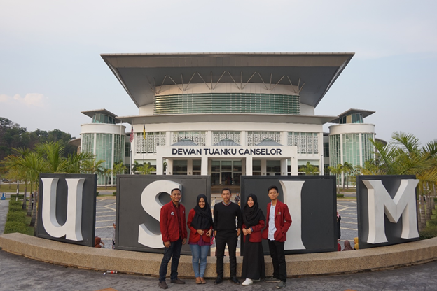 Accounting Student Took Part In Student Exchange To Usim Malaysia International Program Of Accounting