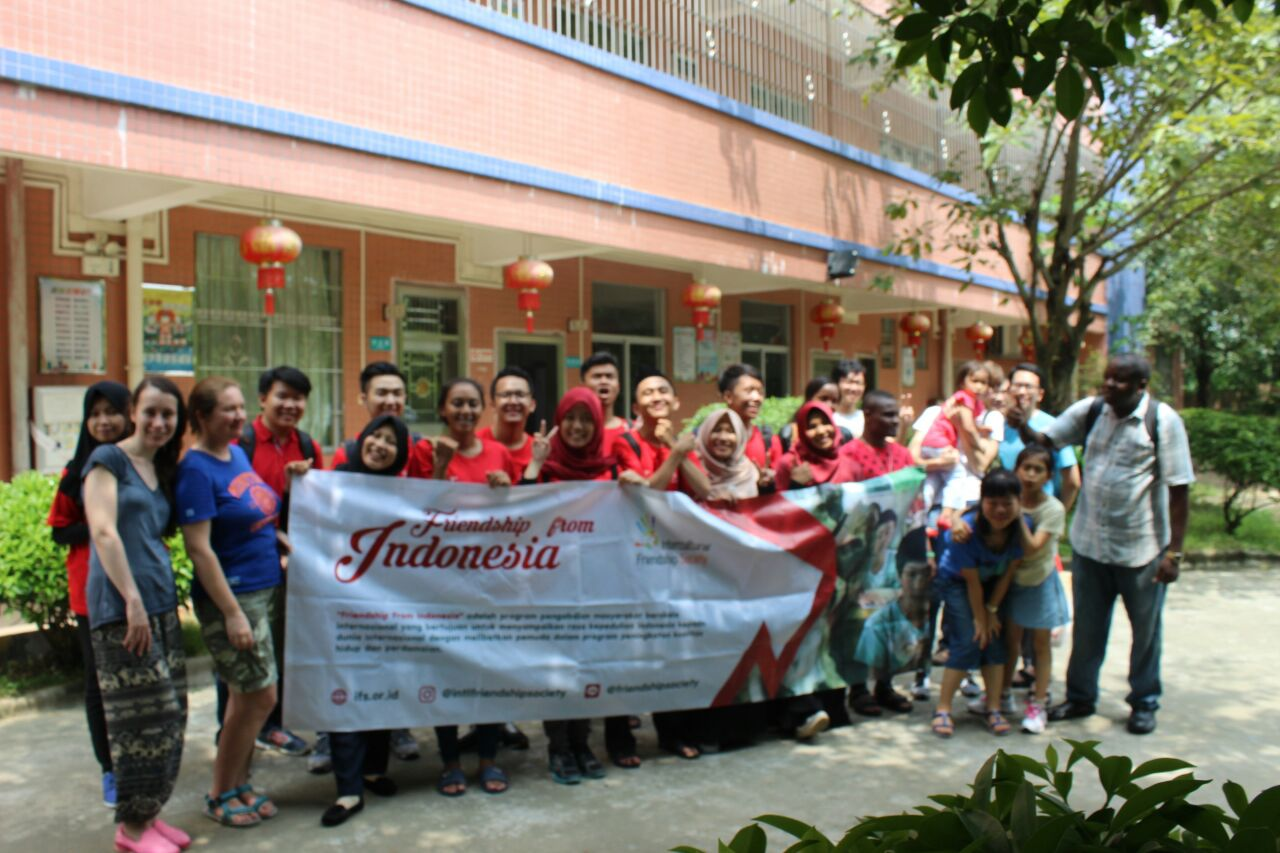 IPAcc Students Joined Friendship From Indonesia Program in